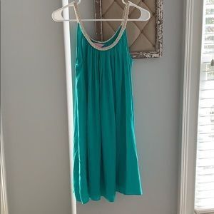Green Lilly dress